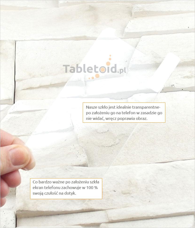 Szkło hartowane na telefon LG G2 Mini D620