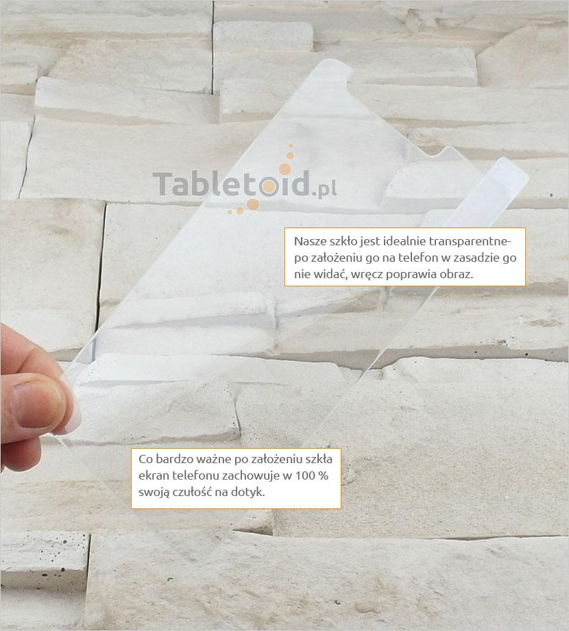Szkło hartowane dedykowane na telefon LG G3 mini