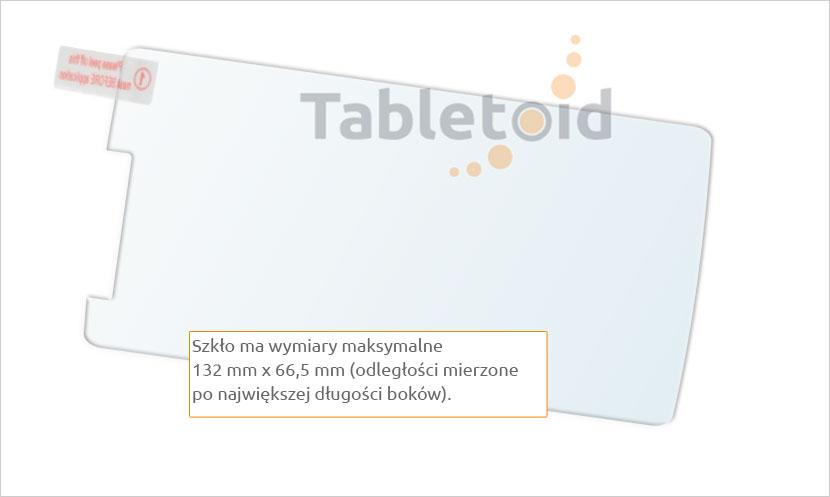 Zawartość ze szkłem LG G3 mini