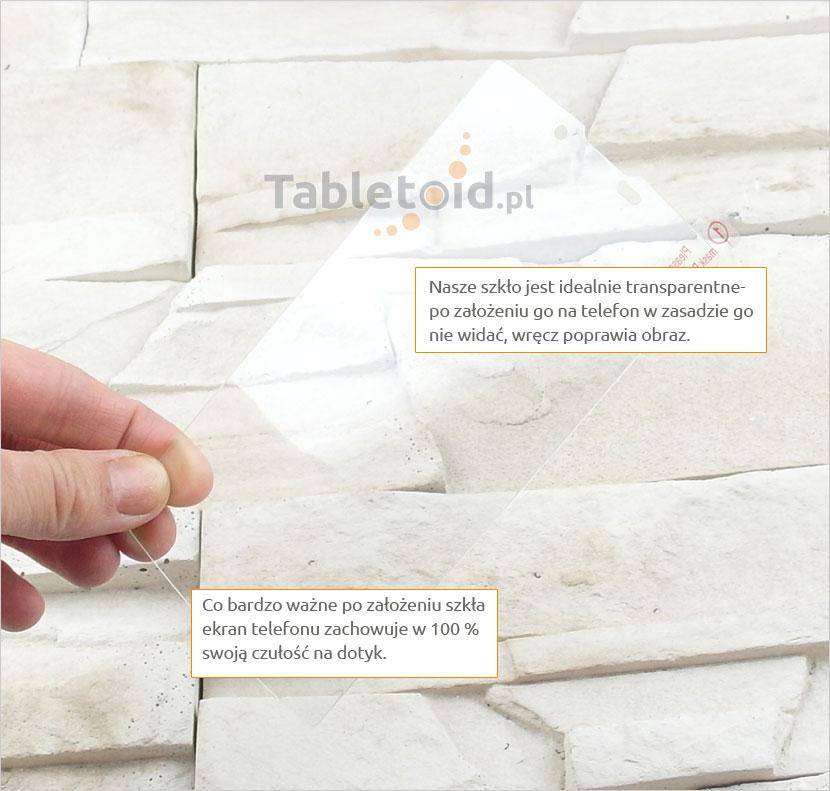 Szkło hartowane na telefon LG G4 mini