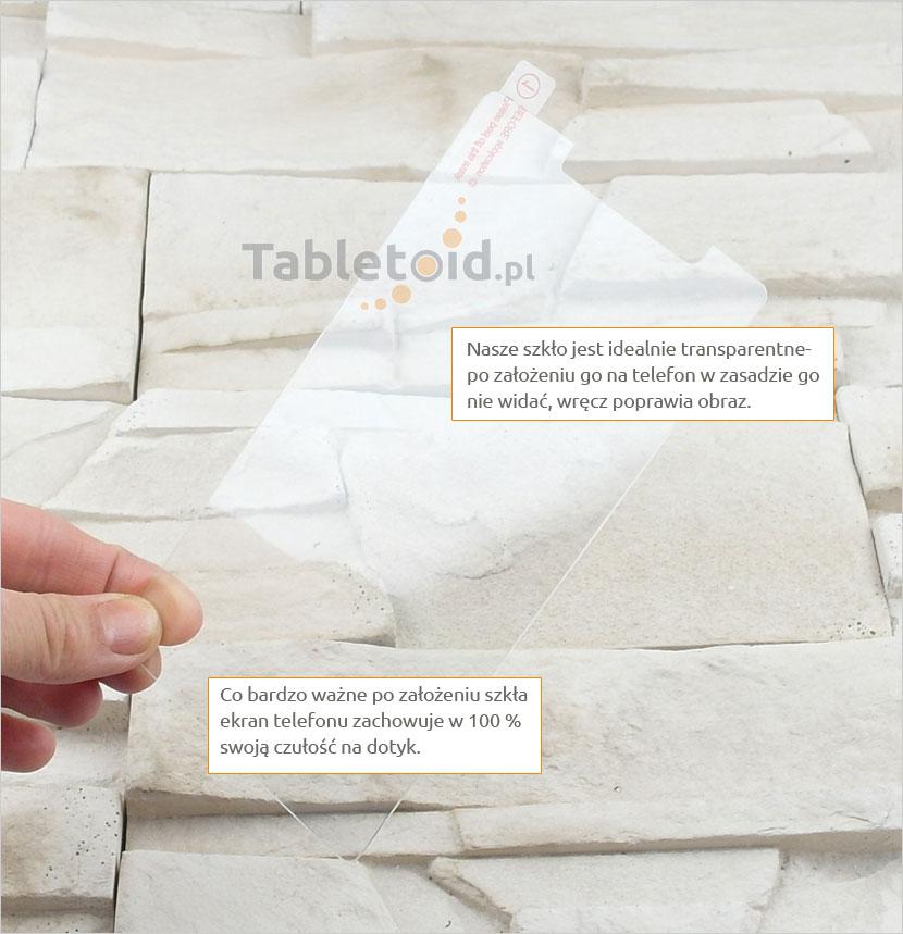 Szkło hartowane na telefon LG G4 STYLUS H635
