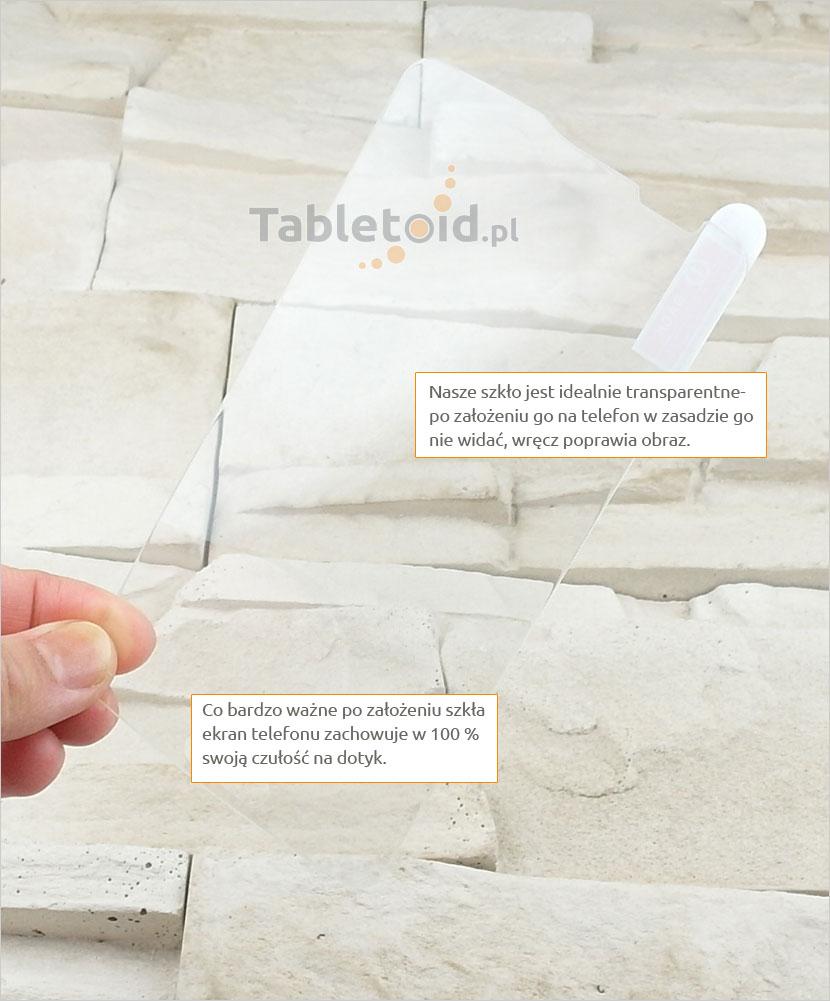 Szkło hartowane dedykowane na telefon LG L80 D373
