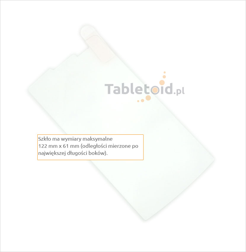 Zawartość ze szkłem  LG Leon C40 H340