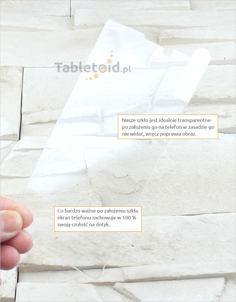 Szkło hartowane na telefon LG Magna