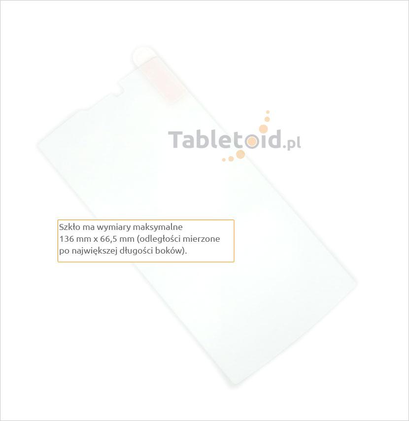Zawartość ze szkłem LG Magna