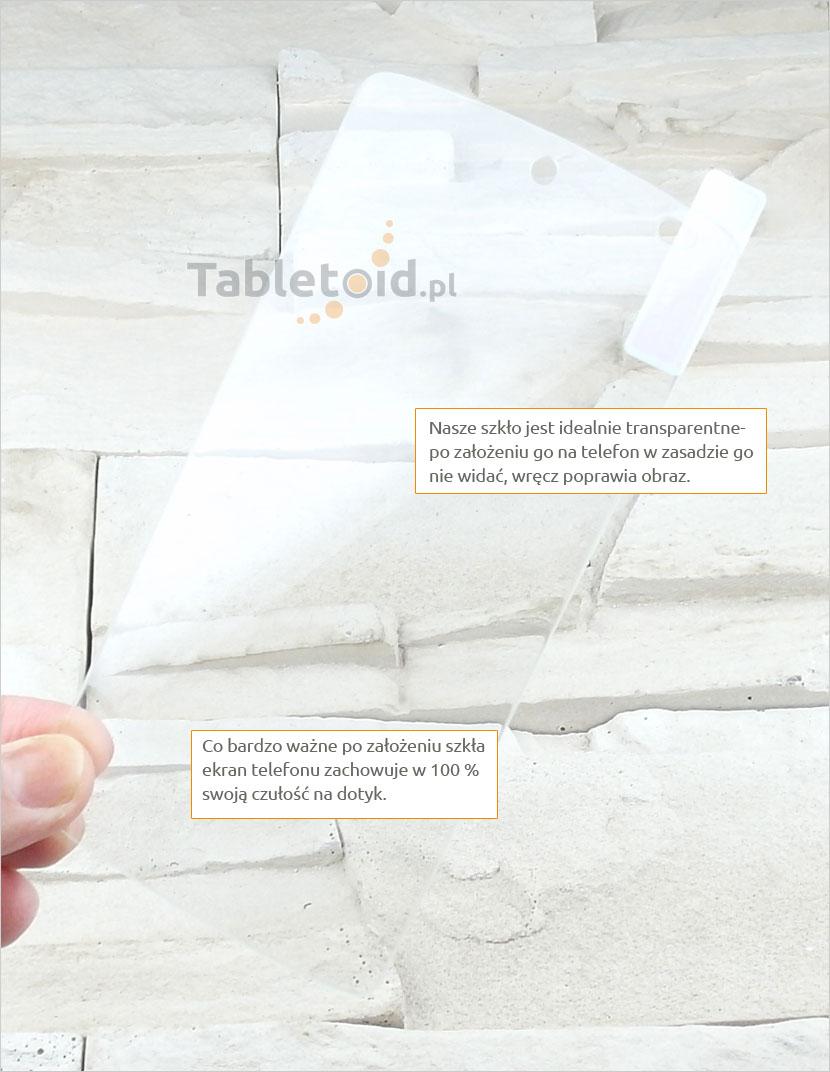 Szkło hartowane na telefon LG Nexus 5