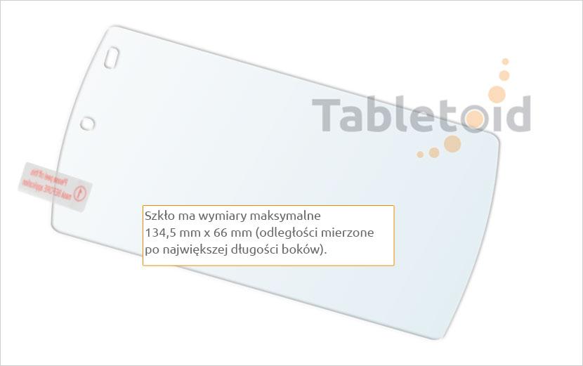 Zawartość ze szkłem LG Nexus 5