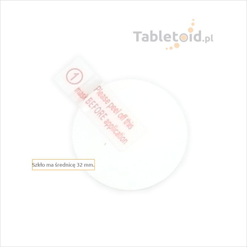 Zawartość ze szkłem LG W110 watch