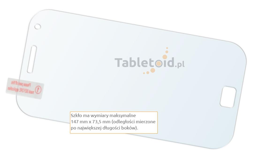 Zawartość ze szkłem Meizu MX4
