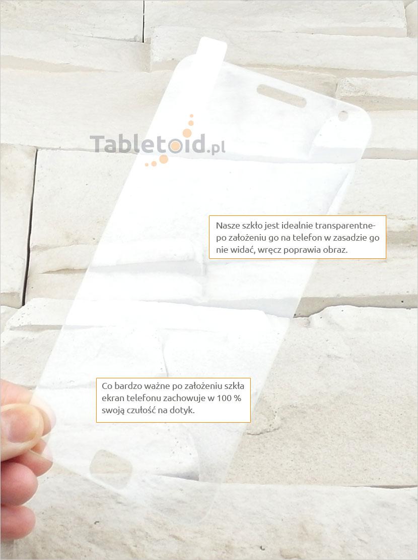 Szkło hartowane dedykowane na telefon Meizu MX4 Pro