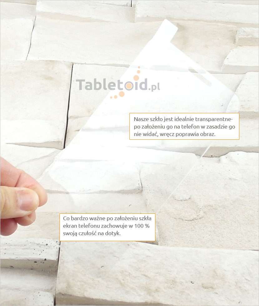 Szkło hartowane dedykowane na telefon Meizu NoBlue