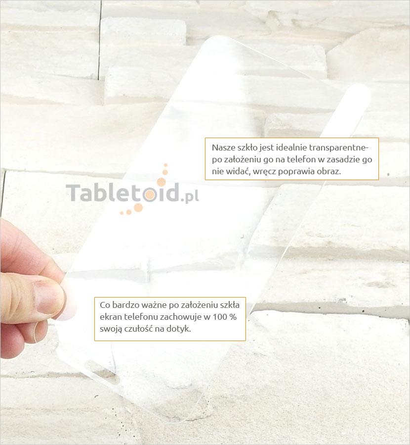 Szkło hartowane dedykowane na telefon Meizu Note 2 Noblue