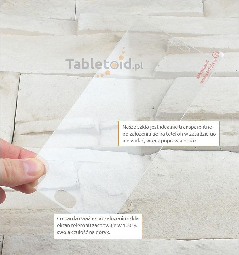 Szkło hartowane dedykowane na telefon Meizu No Blue Note 2