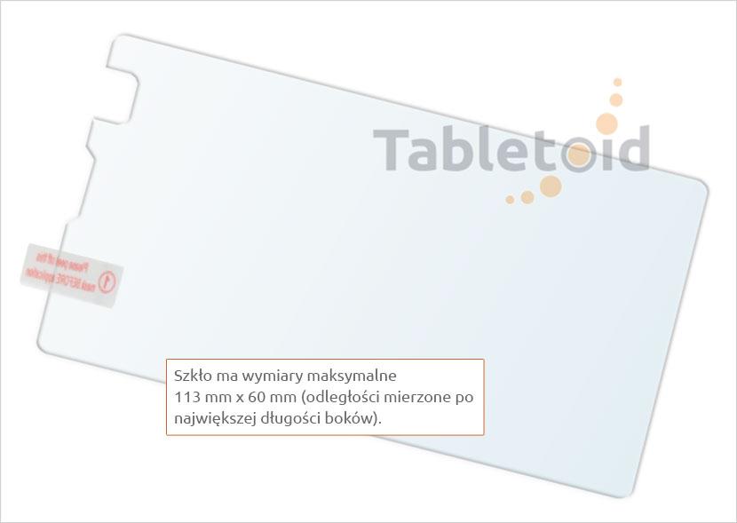 Zawartość ze szkłem Microsoft Lumia 435