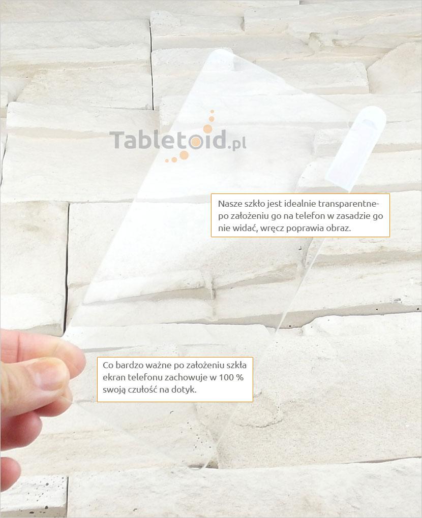 Szkło hartowane na telefon Lumia 535