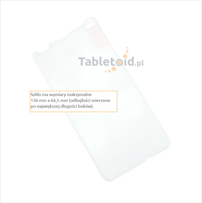 Zawartość ze szkłem Microsoft Lumia 540