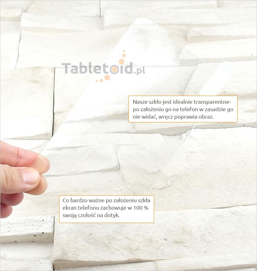 Szkło hartowane na telefon Motorola Google Nexus 6