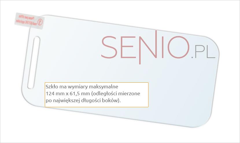 Zawartość ze szkłem Motorola Moto E2