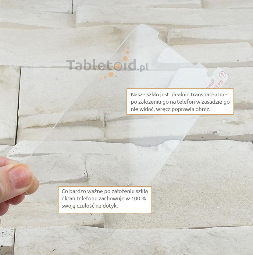 Szkło hartowane na telefon Motorola Moto X 2013