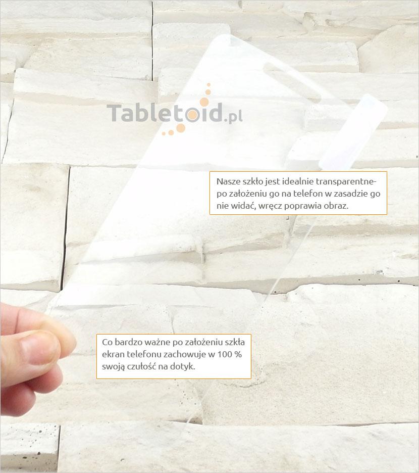 Szkło hartowane na telefon Motorola Moto X Play