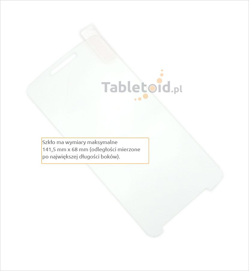 Zawartość ze szkłem Motorola Moto X Play