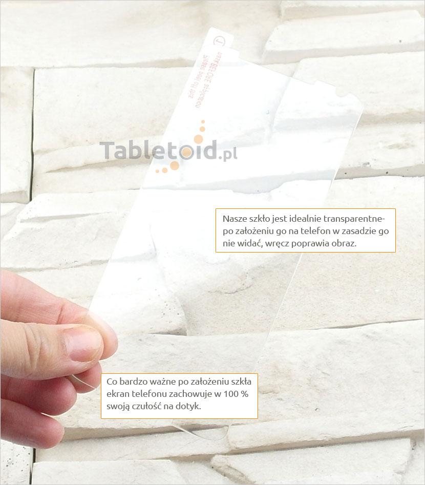 Szkło hartowane na telefon Motorola Moto X2