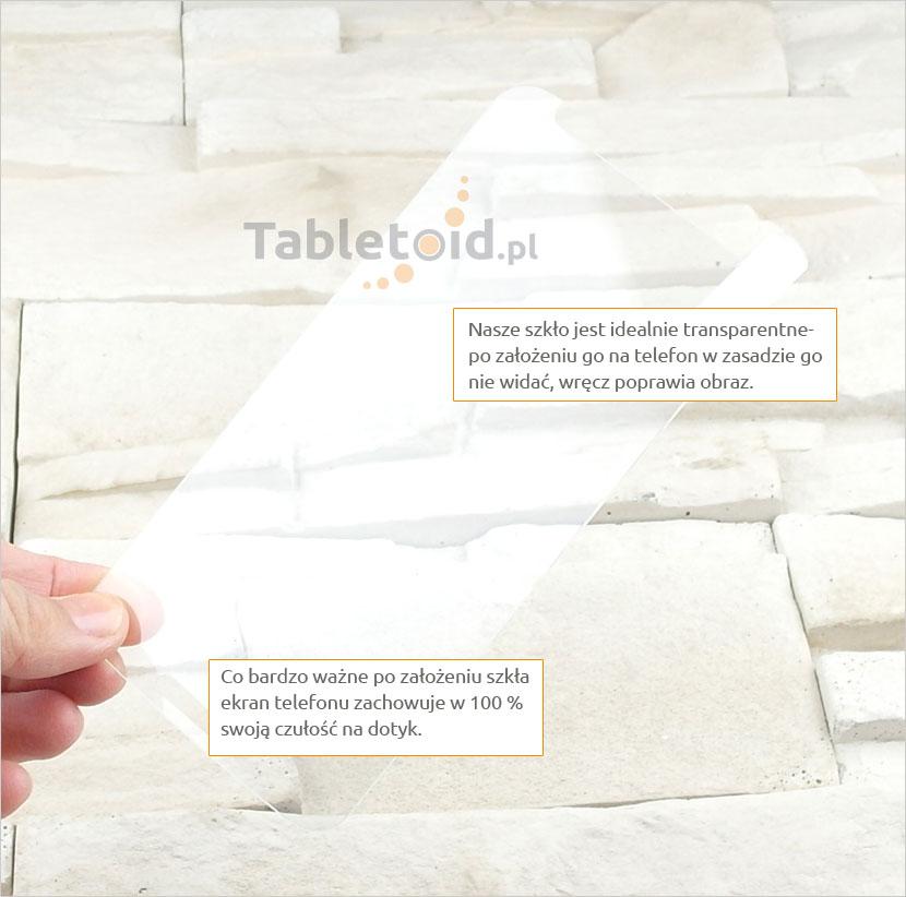 Szkło hartowane na telefon Motorola Moto X3
