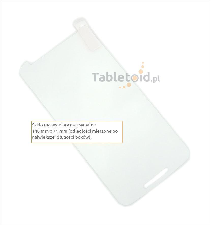 Zawartość ze szkłem Motorola Moto X3
