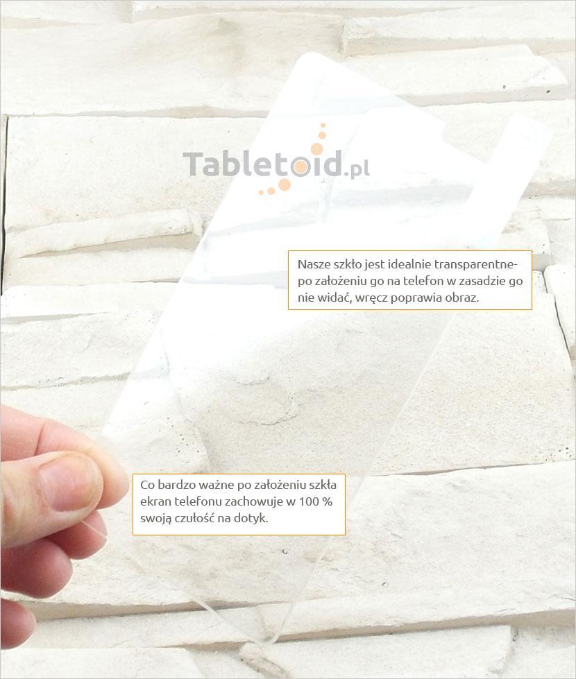 Szkło hartowane na telefon Nokia Lumia 625