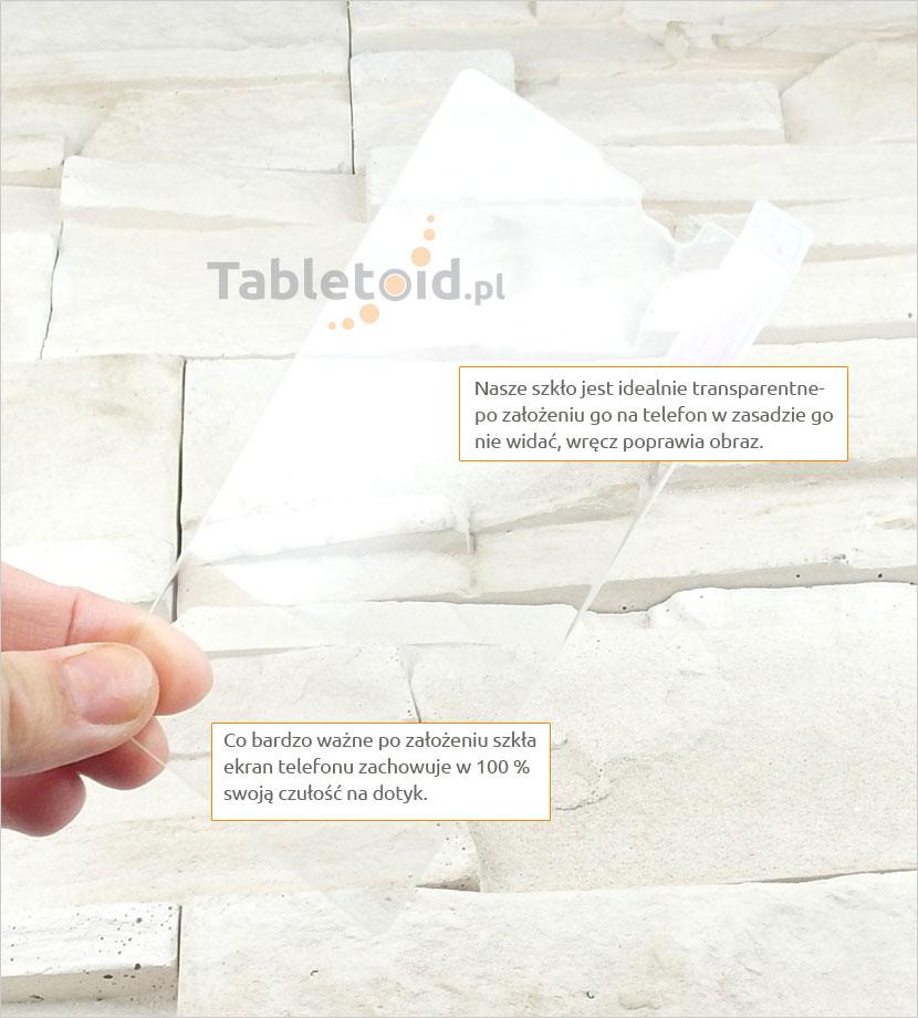 Szkło hartowane na telefon Nokia Lumia 820