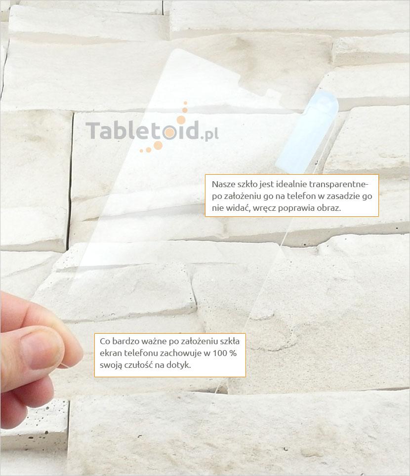 Szkło hartowane na telefon Nokia X2 Dual SIM