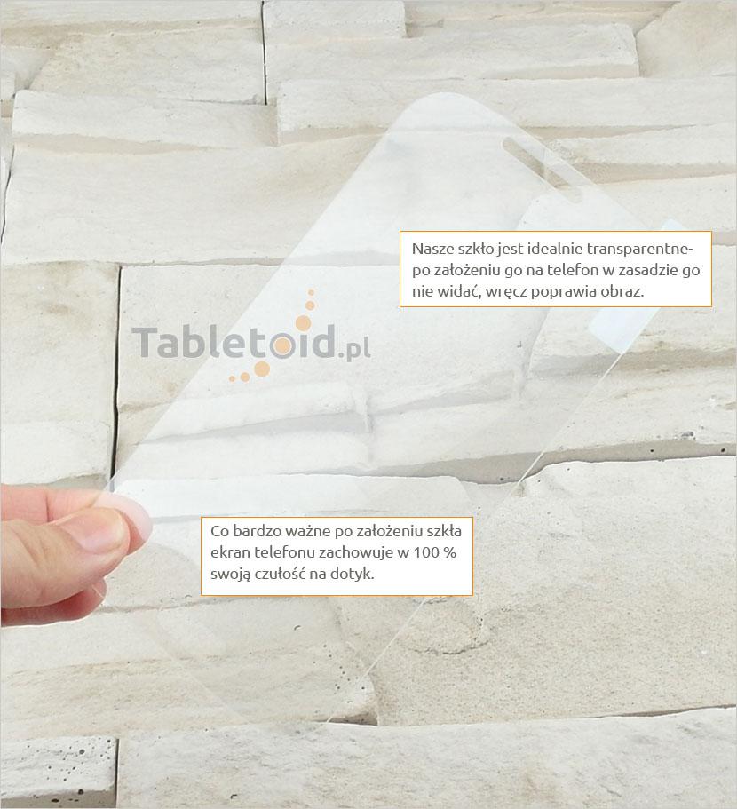 Szkło hartowane dedykowane na telefon Samsung Galaxy Grand i9082