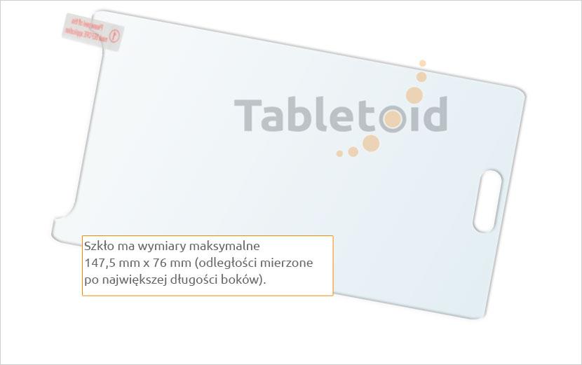 Zawartość ze szkłem Samsung Galaxy Note 3 III