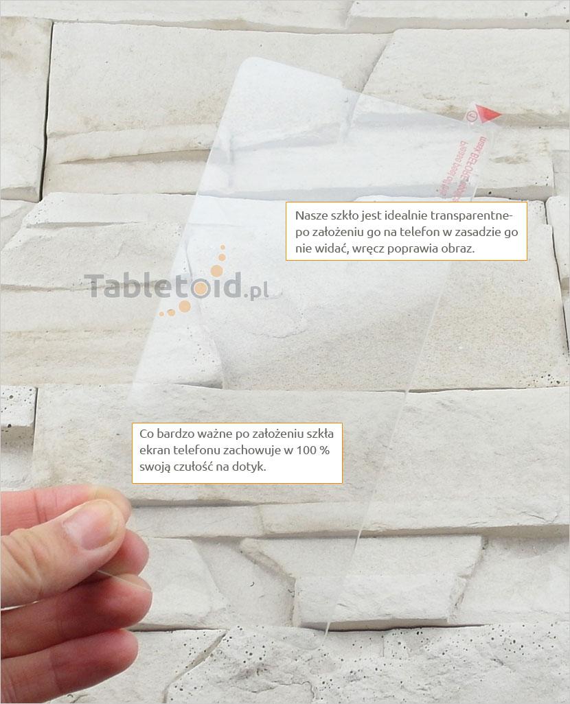 Szkło hartowane na telefon Samsung Galaxy Note 4