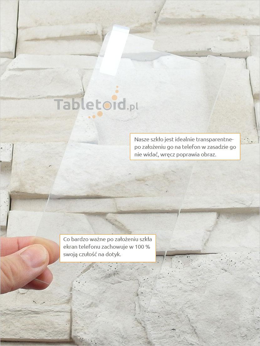 Szkło hartowane dedykowane na telefon Samsung Galaxy On7 G6000