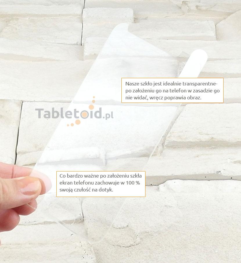 Szkło hartowane dedykowane na telefon Samsung Galaxy S5 mini