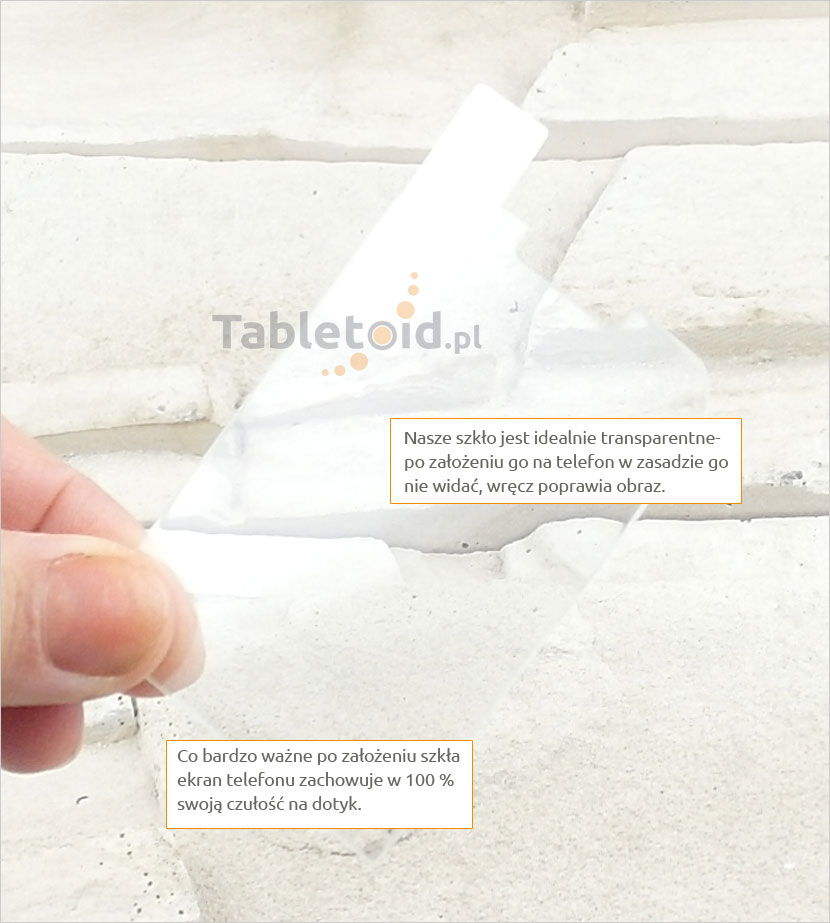 Szkło hartowane dedykowane na telefon Samsung Galaxy Xcover 550