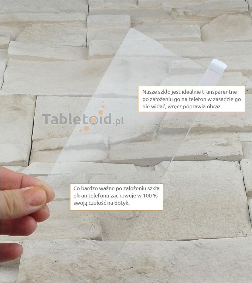 Szkło hartowane na telefon Sony Xperia C