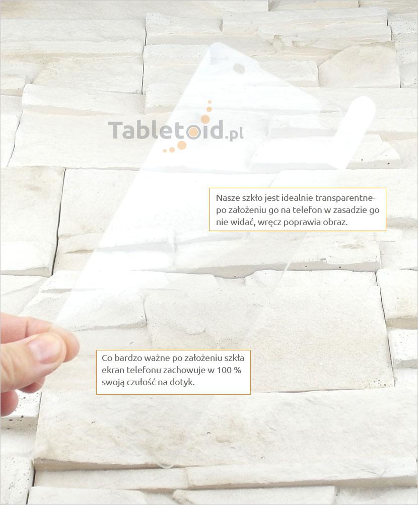 Szkło hartowane na telefon Sony Xperia C5 Ultra