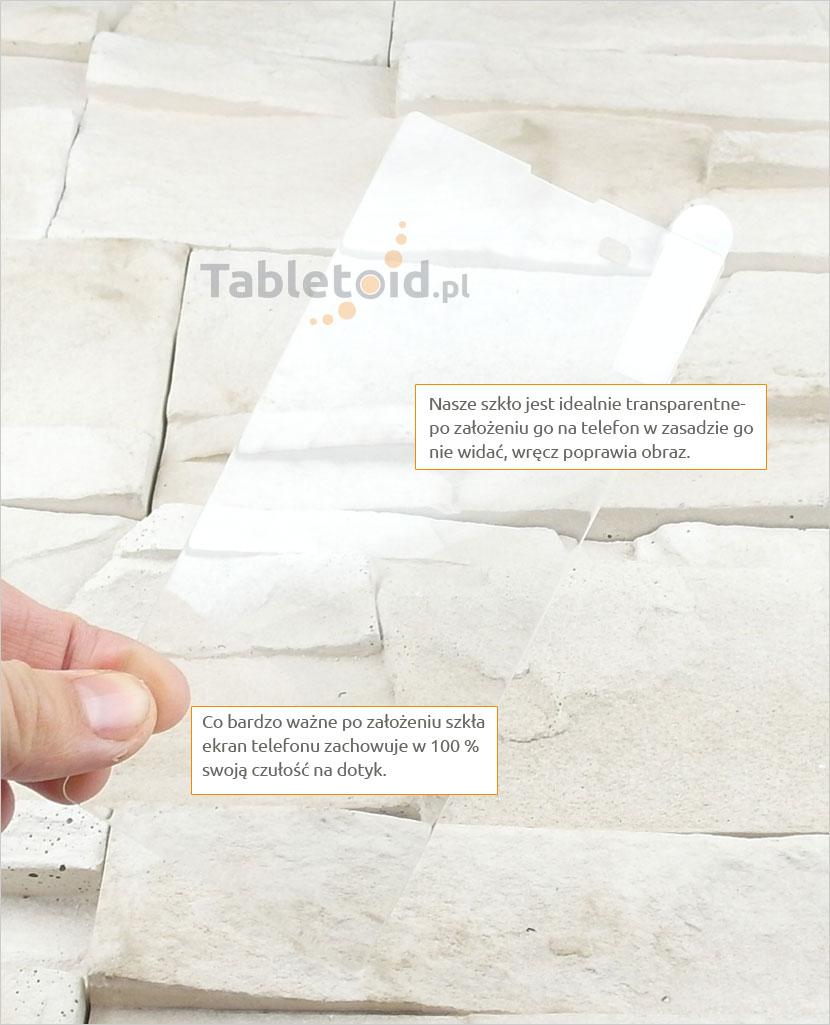 Szkło hartowane na telefon Sony Xperia E3