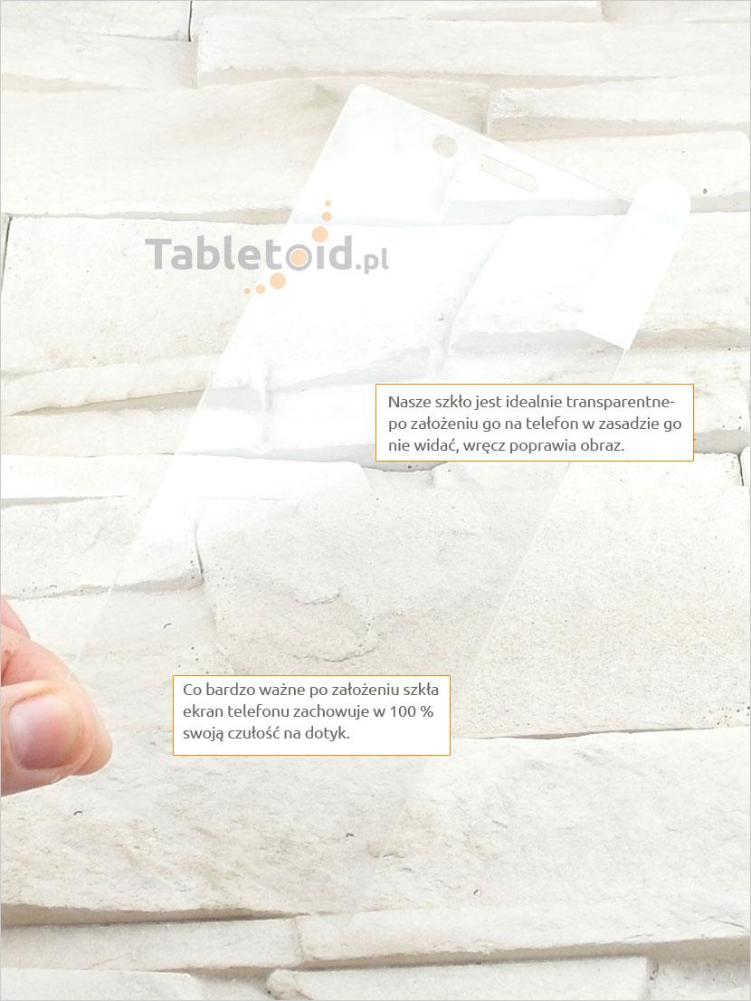 Szkło hartowane dedykowane na telefon Sony Xperia M2