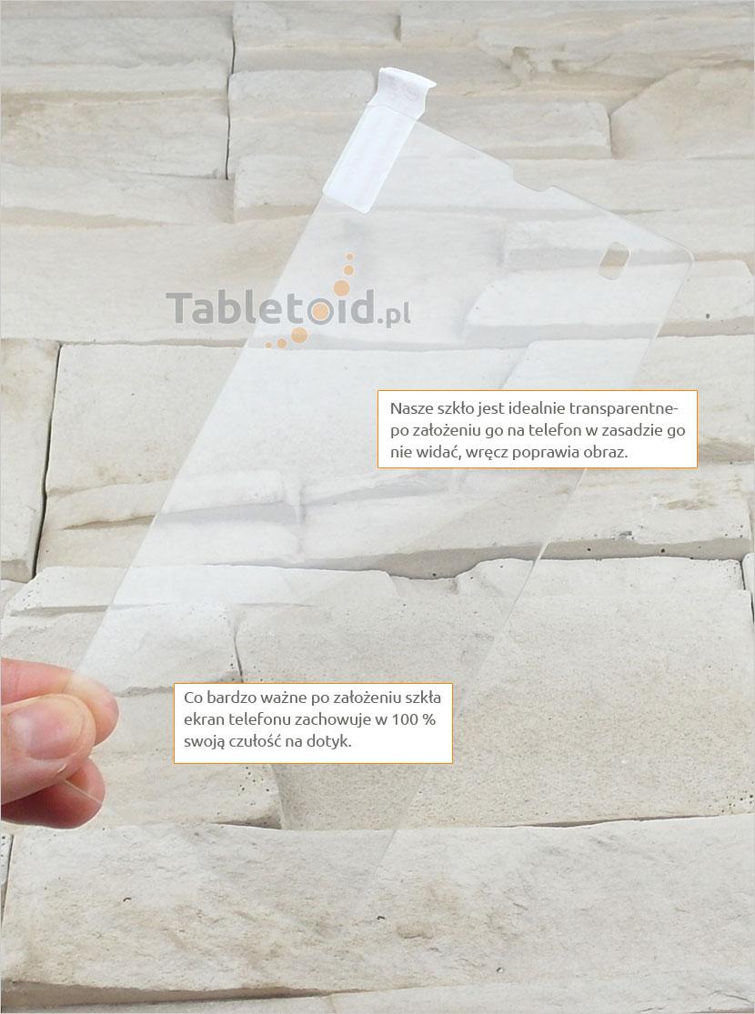 Szkło hartowane na telefon Sony Xperia Z