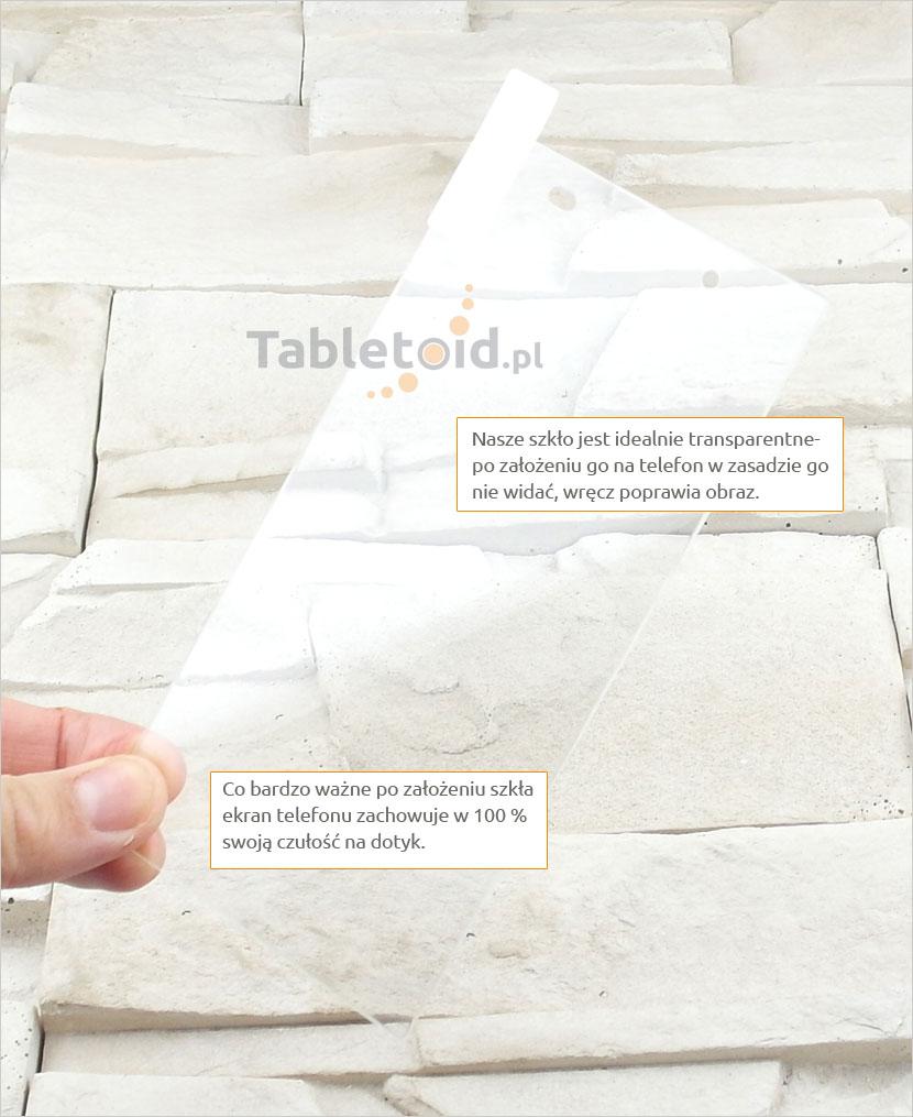 Szkło hartowane dedykowane na telefon Sony Xperia Z1