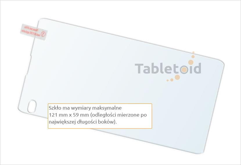 Zawartość ze szkłem Sony Xperia Z1 Compact