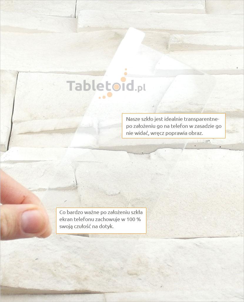 Szkło hartowane dedykowane na telefon Sony Xperia Z1 Compact