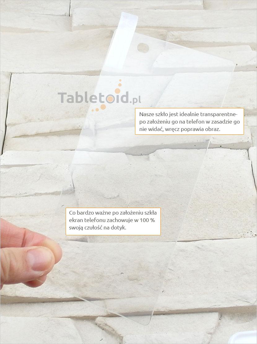Szkło hartowane na telefon Sony Xperia Z2