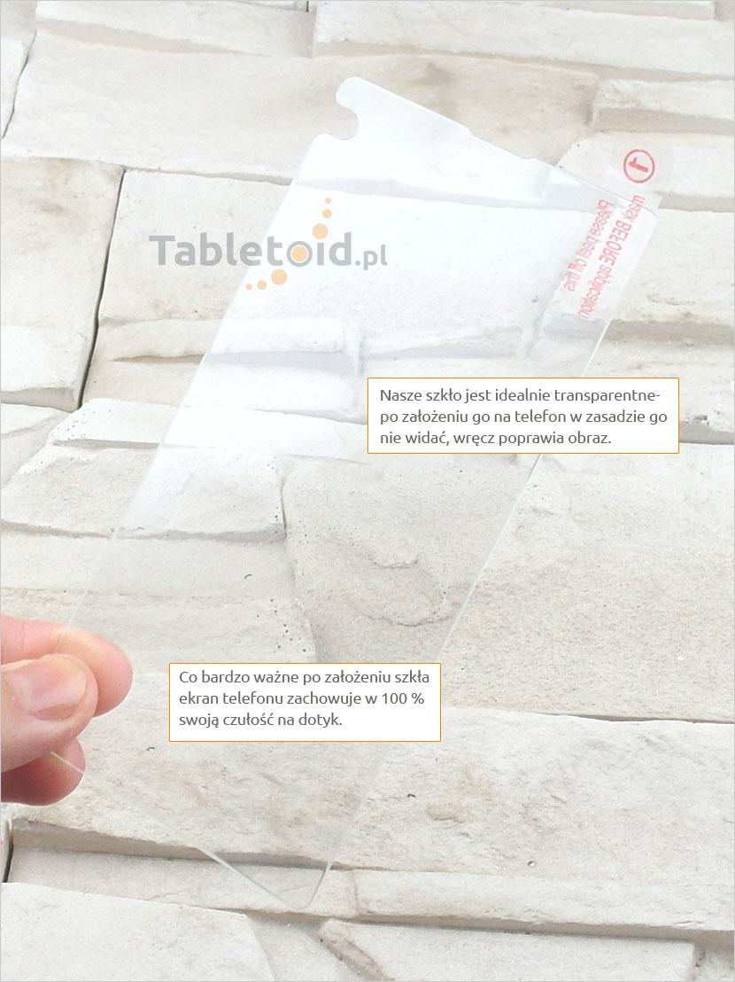 Szkło hartowane dedykowane na telefon Sony Xperia Z2 mini