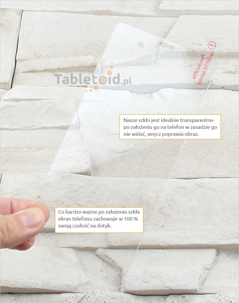 Szkło hartowane dedykowane na telefon Sony Xperia Z3