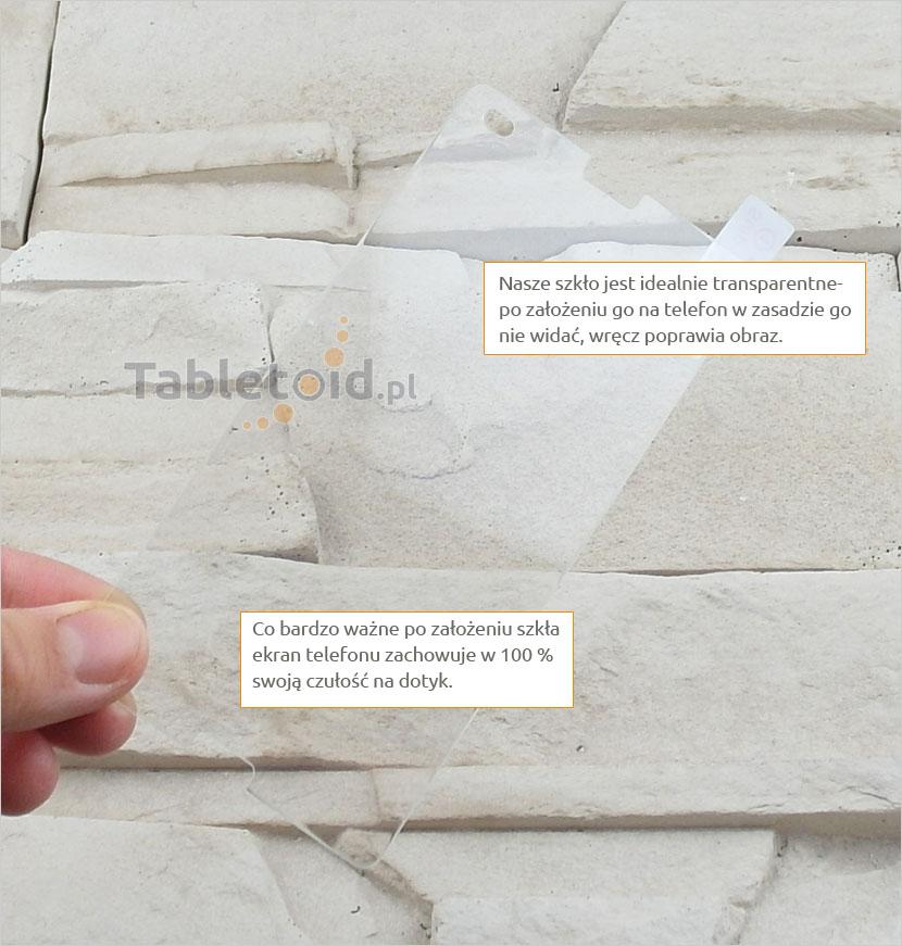 Szkło hartowane dedykowane na telefon Sony Xperia Z3 Compact