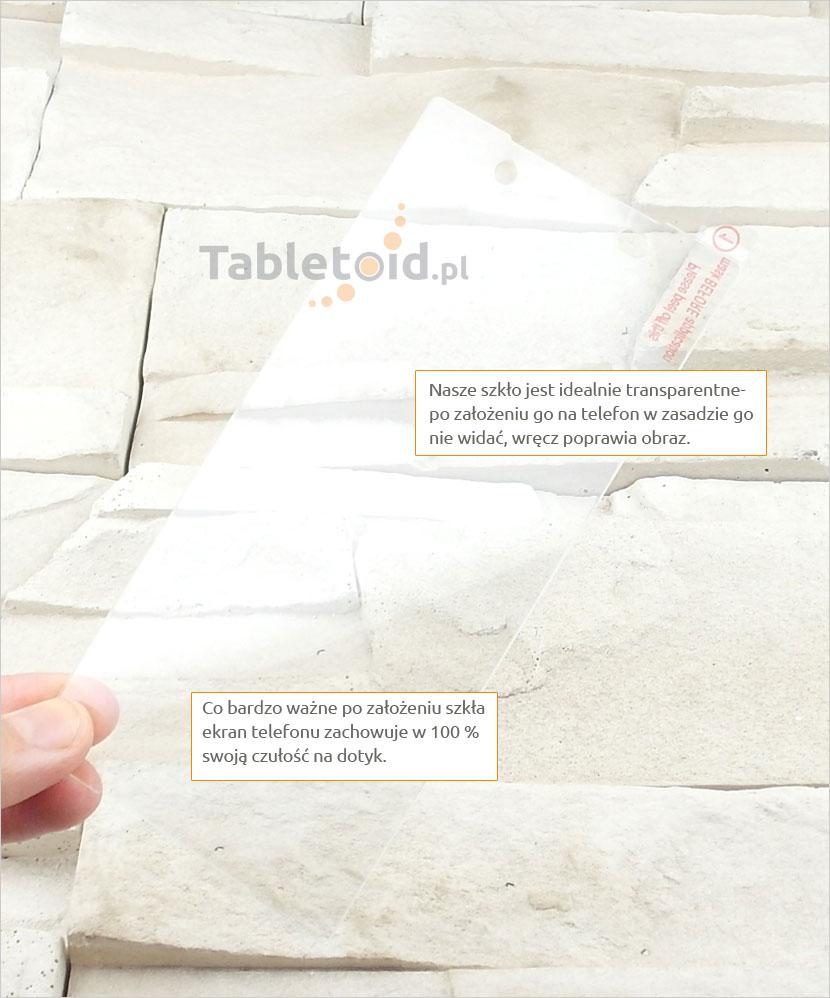 Szkło hartowane dedykowane na telefon Sony Xperia Z5